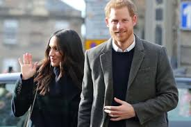 Prince Harry and Megan Markle